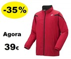 50058EX Warm-Up Jacket Red