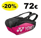 BAG9826EX Pro Racquet Bag (6pcs) Rose