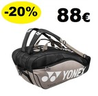 BAG9829EX Pro Racquet Bag (9pcs) Platium