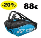 BAG9829EX Pro Racquet Bag (9pcs) Blue